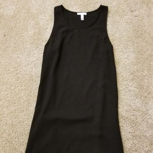 NWOT- Gorgeous Black, Racerback Sheath Dress